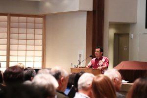 Dr. Yanami Conference