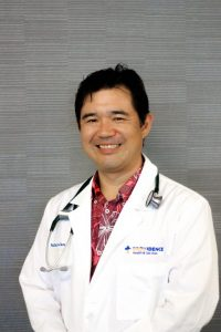 Yuichi Edwin Yanami MD
