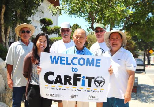 Carfit Group Photo