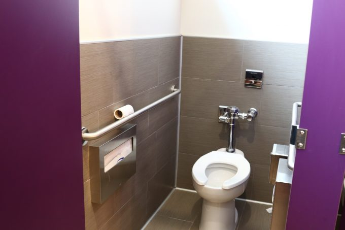 Renovated Restrooms at Pasadena Buddhist Temple