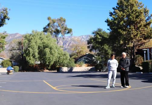 First presbyterian church altadena parking lot