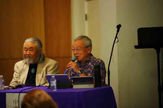 ocjaa panelist speaking
