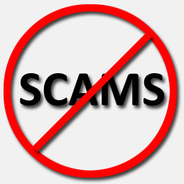 Image result for scammed  logos