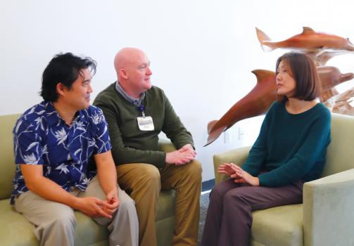Iyashi Care chats