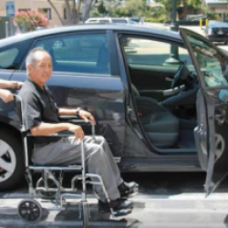 Image for Caregiver Tips: Wheelchair to Car Transfer